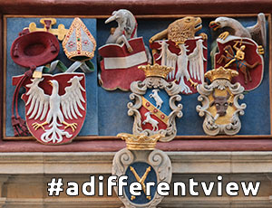 A Different View: A short heraldic tour of the academic quarter