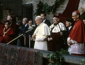 John Paul II and the Jagiellonian University