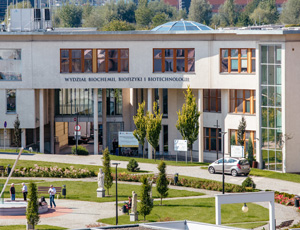 Faculty of Biochemistry, Biophysics and Biotechnology