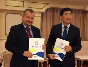 Jagiellonian University expands cooperation with Chinese higher education institutions