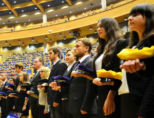 Opening Ceremony of the 654th Academic Year at the Jagiellonian University