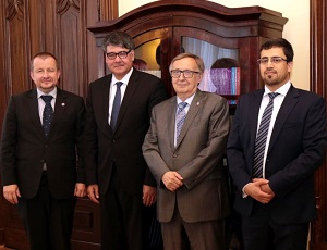 Ambassador of Afghanistan visits the Jagiellonian University