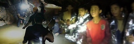 Trauma for life: children trapped in a cave in Thailand