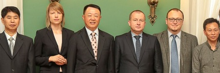 JU expands academic cooperation with China