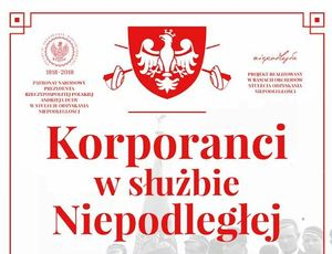 Student corporations in the service of independent Poland