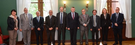 Jagiellonian University strengthens cooperation with Ural Federal University