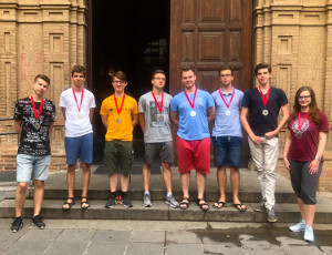 Polish students succeed at the International Tournament for Young Mathematicians