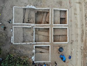 Kraków archaeologists carry on with their pioneering work in Israel