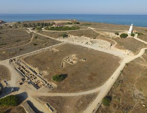 Archaeologists from Kraków and Warsaw join forces to explore ancient Nea Paphos