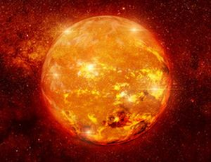 JU astronomers will investigate red giants