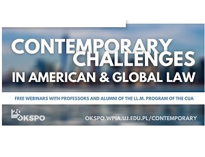 Contemporary Challenges in American & Global Law