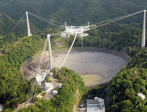 A legendary radio telescope passes into history