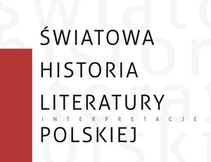 Comprehensive book on Polish literature published at the Jagiellonian University