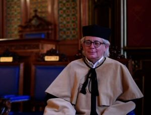 Prof. Jan Potempa awarded the honorary doctorate of the University of Amsterdam