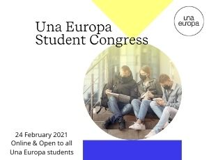 The first Una Europa Student Congress
