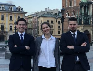 JU team scores another success in INADR international mediation tournament